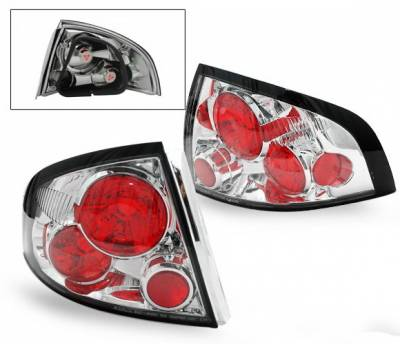 Headlights & Tail Lights - LED Tail Lights - 4CarOption - Nissan 350Z 4CarOption LED Taillights - LT-NS00A-YD