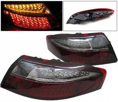 Headlights & Tail Lights - LED Tail Lights - 4CarOption - Porsche 911 4CarOption LED Taillights - LT-PSC98LEDRSM-6