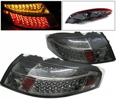 Headlights & Tail Lights - LED Tail Lights - 4CarOption - Porsche 911 4CarOption LED Taillights - LT-PSC98LEDSM-6