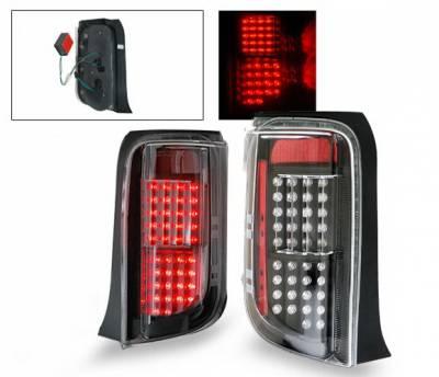 Headlights & Tail Lights - Led Tail Lights - 4CarOption - Scion xB 4CarOption LED Taillights - LT-SXB08LEDJB-KS