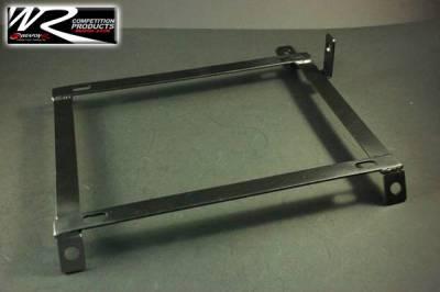 Car Interior - Seat Brackets - Weapon R - Toyota Yaris Weapon R Racing Seat Brackets - 1 Pair - 954-119-101