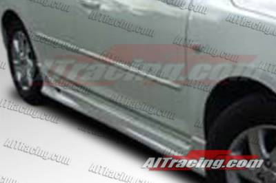 3 4Dr - Side Skirts - AIT Racing - Mazda 3 AIT Racing KS Style Side Skirts - M302HIKENSS