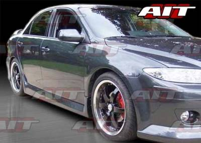 6 4Dr - Side Skirts - AIT Racing - Mazda 6 AIT KS Style Side Skirts - M602HIKENSS