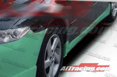 6 4Dr - Side Skirts - AIT Racing - Mazda 6 AIT Racing Mint Style Side Skirts - M602HIMINSS