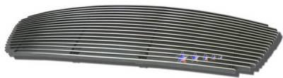 Grilles - Custom Fit Grilles - APS - Mazda 6 APS Billet Grille - Bumper - Aluminum - M66229A