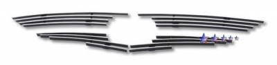 Grilles - Custom Fit Grilles - APS - Mazda 6 4dr APS Grille - M66646A