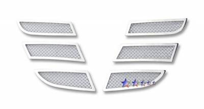 Grilles - Custom Fit Grilles - APS - Mazda CX7 APS Wire Mesh Grille - M76773T