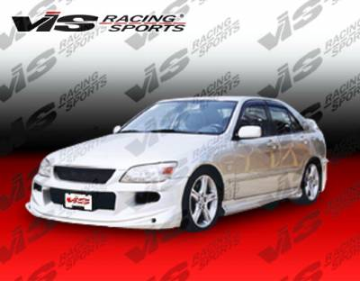 IS - Side Skirts - VIS Racing - Lexus IS VIS Racing TPG Side Skirts - 00LXIS34DTPG-004