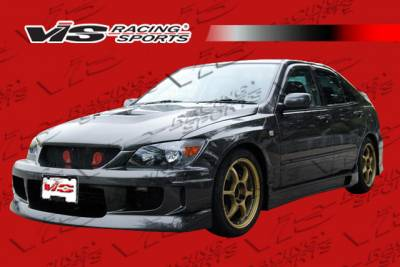 IS - Side Skirts - VIS Racing - Lexus IS VIS Racing Z Speed Side Skirts - 00LXIS34DZSP-004