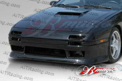 RX7 - Front Bumper - AIT Racing - Mazda RX-7 AIT Racing D1 Style Front Bumper - M787BMD1SFB