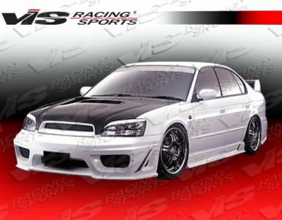 Legacy - Side Skirts - VIS Racing - Subaru Legacy VIS Racing Prodigy Side Skirts - 00SBLEG4DPRO-004