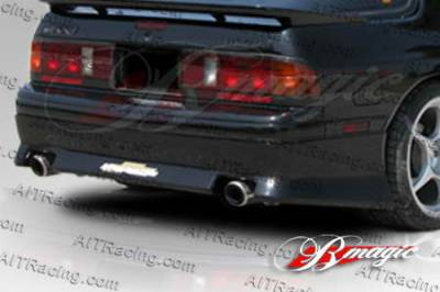 RX7 - Rear Add On - AIT Racing - Mazda RX-7 AIT Racing D1 Style Rear Skirt - M787BMD1SRS