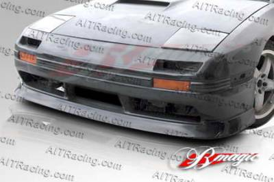 RX7 - Front Bumper - AIT Racing - Mazda RX-7 AIT Racing X Type Style Front Bumper - M787BMXUDFB