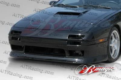RX7 - Front Bumper - AIT Racing - Mazda RX7 AIT Racing D1 Style Front Bumper - M787HID1SFB