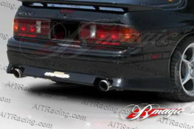RX7 - Rear Add On - AIT Racing - Mazda RX7 AIT Racing D1 Style Rear Skirt - M787HID1SRS