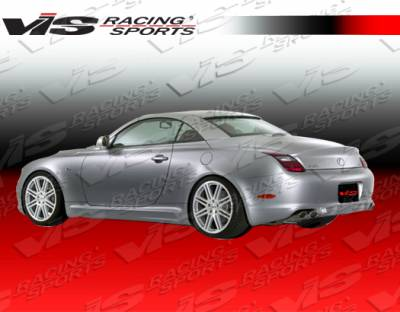 SC - Side Skirts - VIS Racing - Lexus SC VIS Racing Techno R Side Skirts - 01LXSC42DTNR-004