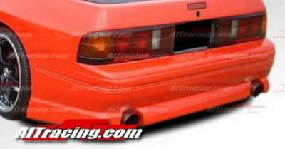 RX7 - Rear Bumper - AIT Racing - Mazda RX-7 AIT Racing G4 Style Rear Bumper - M789HIG4SRB