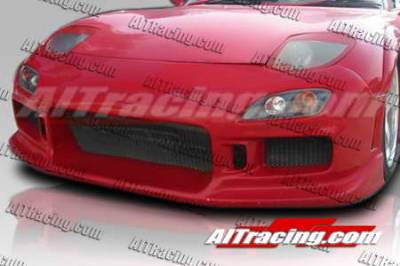 RX7 - Front Bumper - AIT Racing - Mazda RX-7 AIT Racing CW Style Front Bumper - M793HICWSFB