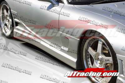 RX7 - Side Skirts - AIT Racing - Mazda RX-7 AIT Racing CW Style Side Skirts - M793HICWSSS