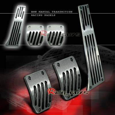 Car Interior - Car Pedals - Custom - Manual Pedals M