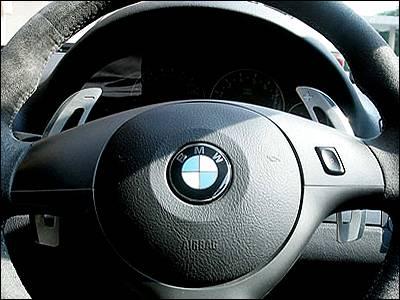Car Interior - Interior Trim Kits - Custom - Aluminum Paddles for E46 M3