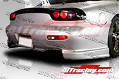 RX7 - Rear Bumper - AIT Racing - Mazda RX7 AIT Racing CW Style Rear Bumper - M793HITRSRB
