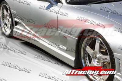 RX7 - Side Skirts - AIT Racing - Mazda RX7 AIT Racing CW Style Side Skirts - M793HITRSSS