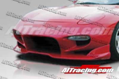 RX7 - Front Bumper - AIT Racing - Mazda RX-7 AIT Racing VS Style Front Bumper - M793HIVSSFB