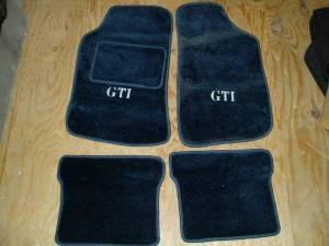 Car Interior - Floor Mats - Custom - Lloyd floor mats