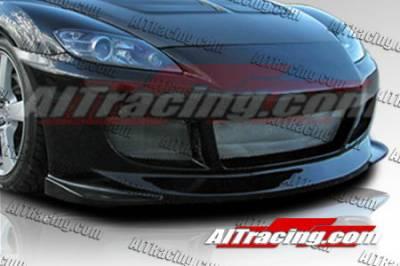 RX8 - Front Bumper - AIT Racing - Mazda RX-8 AIT Racing Mint Style Front Bumper - M803HIMNTFB