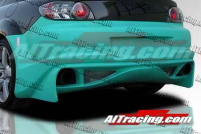 RX8 - Rear Bumper - AIT Racing - Mazda RX-8 AIT Racing VS-GT Style Rear Bumper - M803HIVSSRB