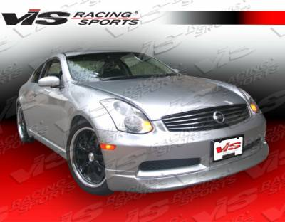 G35 4Dr - Side Skirts - VIS Racing. - Infiniti G35 4DR VIS Racing Wings Side Skirts - 03ING354DWIN-004