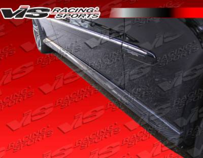 E Class - Side Skirts - VIS Racing - Mercedes-Benz E Class VIS Racing Euro Tech-2 Side Skirts - 03MEW2114DET2-004