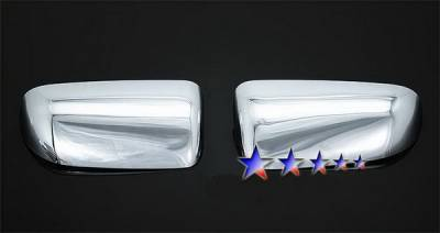 Mustang - Mirrors - APS - Ford Mustang APS Mirror Covers - MC05MUS