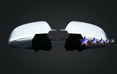 Malibu - Mirrors - APS - Chevrolet Malibu APS Mirror Covers - MC08MAL