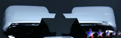 F150 - Mirrors - APS - Ford F150 APS Mirror Covers - MC301