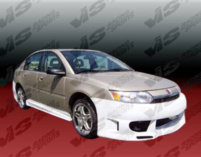 Ion - Side Skirts - VIS Racing - Saturn Ion VIS Racing EVO Side Skirts - 03SAION4DEVO-004
