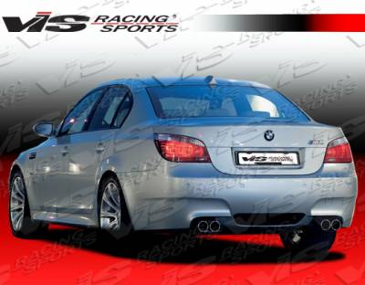 5 Series - Side Skirts - VIS Racing - BMW 5 Series VIS Racing M-5 Side Skirts - 04BME604DM5-004