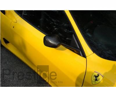 360 - Mirrors - Custom - Type F360 Stradale Mirrors