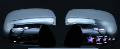 Sienna - Mirrors - APS - Toyota Sienna APS Mirror Covers - MC330
