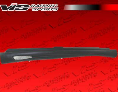 Maxima - Side Skirts - VIS Racing - Nissan Maxima VIS Racing VIP Side Skirts - 04NSMAX4DVIP-004