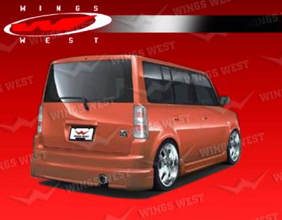 XB - Side Skirts - VIS Racing - Scion xB VIS Racing JPC Side Skirts - 04SNXB4DJPC-004