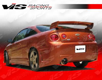 Cobalt 2Dr - Side Skirts - VIS Racing - Chevrolet Cobalt 2DR VIS Racing TSC-3 Side Skirts - 05CHCOB2DTSC3-004