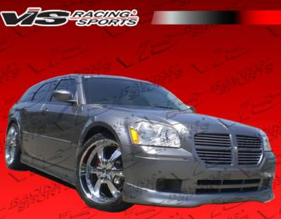 Magnum - Side Skirts - VIS Racing - Dodge Magnum VIS Racing VIP Side Skirts - 05DGMAG4DVIP-004