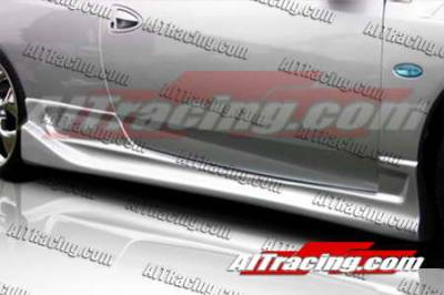 Cougar - Side Skirts - AIT Racing - Mercury Cougar AIT Racing Drift Style Side Skirts - MC99HIDFSSS