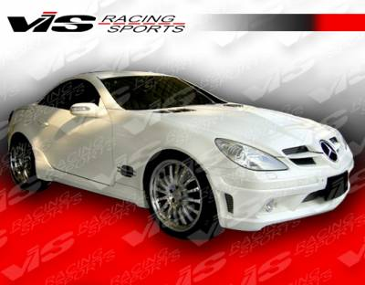 SLK - Side Skirts - VIS Racing - Mercedes-Benz SLK VIS Racing C Tech Side Skirts - 05MER1712DCTH-004