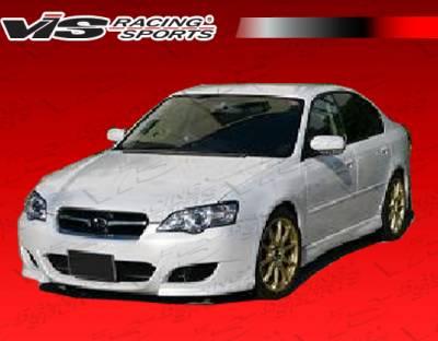 Legacy - Side Skirts - VIS Racing - Subaru Legacy VIS Racing M Tech Side Skirts - 05SBLEG4DMTH-004