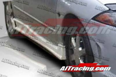 Cougar - Side Skirts - AIT Racing - Mercury Cougar AIT Racing Zen Style Side Skirts - MC99HIZENSS