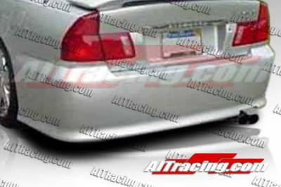 Diamante - Rear Bumper - AIT Racing - Mitsubishi Diamante AIT Racing VIP Style Rear Bumper - MD97HIVIPRB