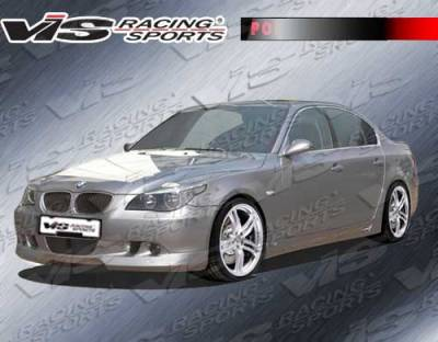 3 Series 2Dr - Side Skirts - VIS Racing. - BMW 3 Series VIS Racing A Tech Side Skirts - 06BME904DATH-004